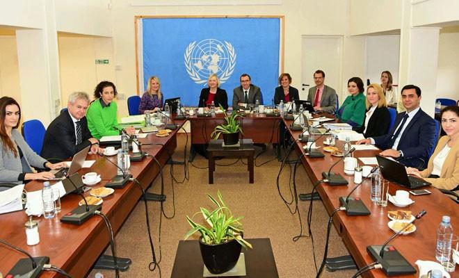 Eide: Müzakereciler arasındaki görüşmede iyi ilerleme sağlandı