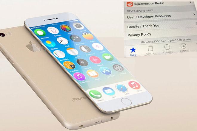 iPhone 7, IOS 10 Jailbreak yapıldı