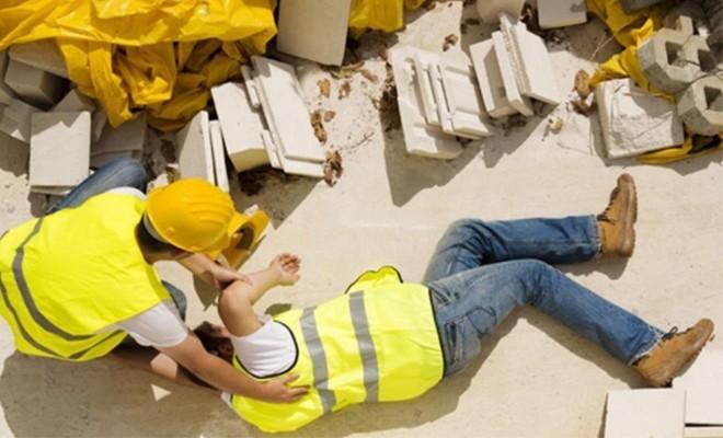Bir haftada dört iş kazası
