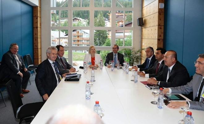 Kıbrıs Konferansı'nda ikinci gün sona erdi