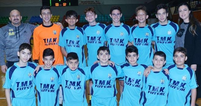 Futsalda sona doğru