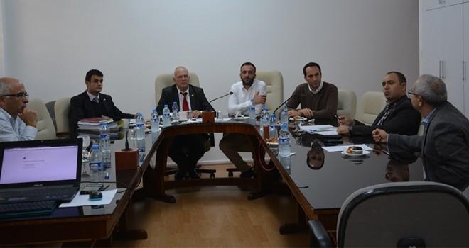 Trafik Güvenliği Komitesi toplandı