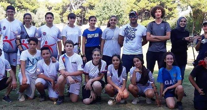 Okçular Antalya'da yarıştı