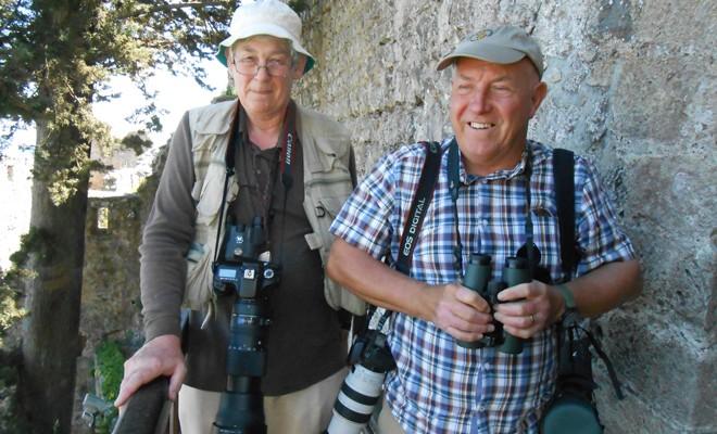 İngiliz turistin sevinci