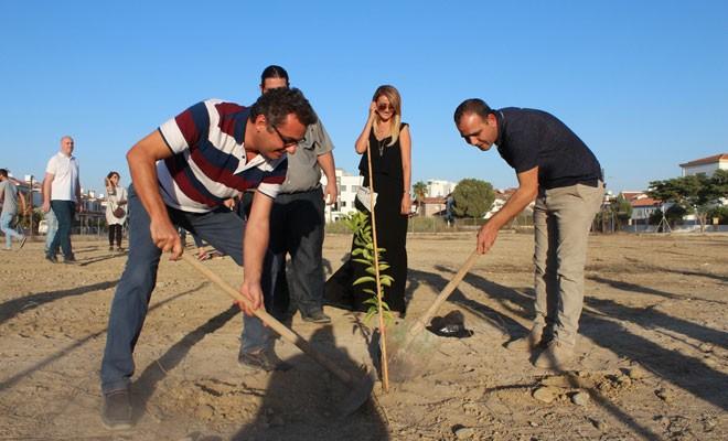 Dr. Zerrin Akalın Parkı genişletilecek