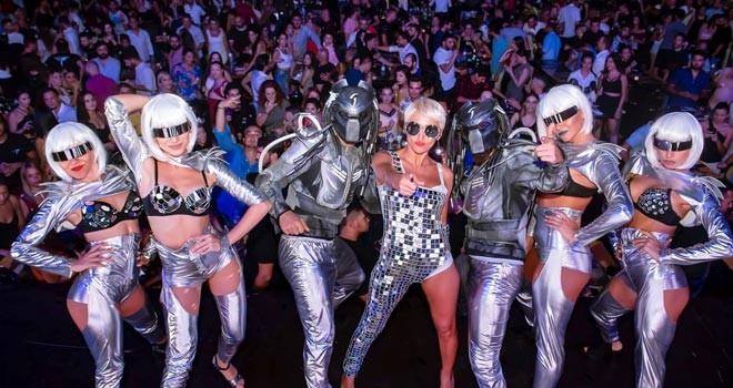 DJ Barisso hayat veriyor