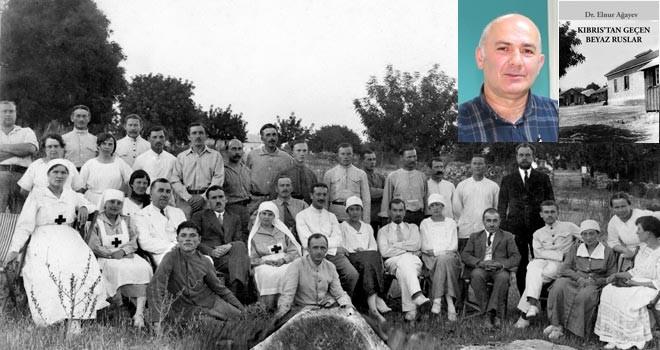 Kıbrıs'tan Beyaz Ruslar geçti