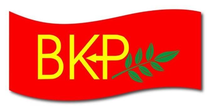 BKP'den yarınki yürüyüşe katılım çağrısı