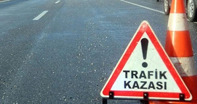 Bir haftada 80 trafik kazası, 1 ölü, 46 yaralı