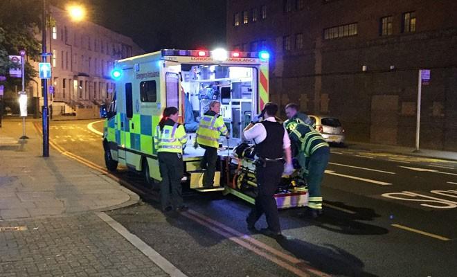 Londra'da araçlı saldırı Müslümanları hedef aldı
