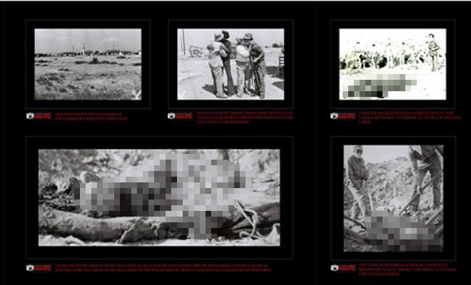 Katliam Anıtı, fotoğraf sergiyle açılıyor