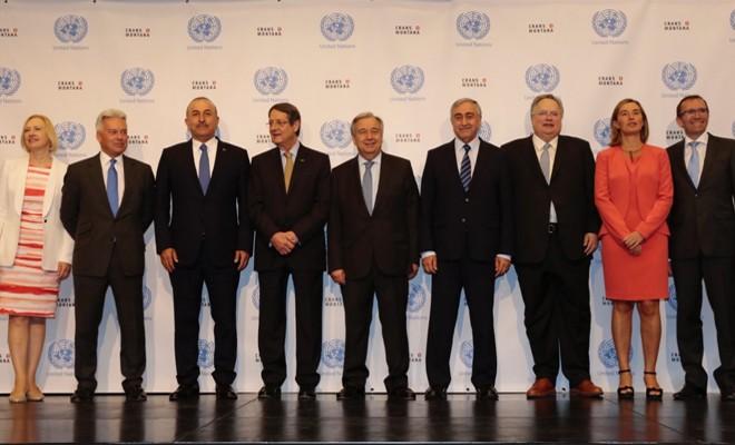 Anadolu Ajansı Kıbrıs Konferansı'nı analiz etti