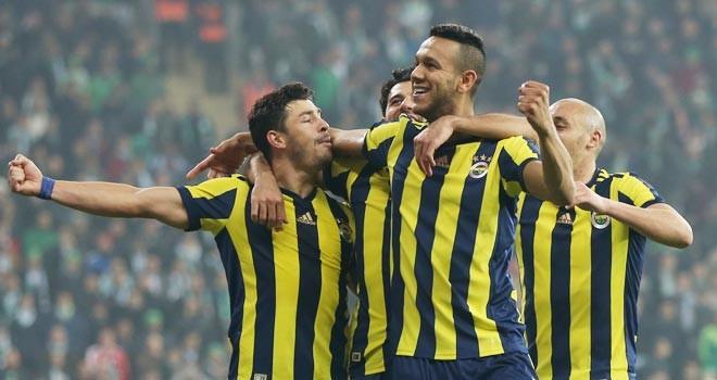 Kadıköy'de derbilerin hakimi; Fenerbahçe