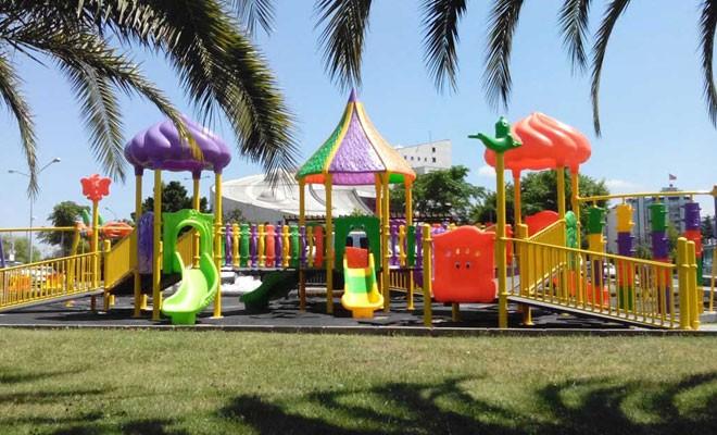Engelsiz oyun parkı açılıyor
