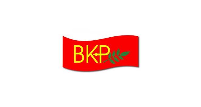 BKP'den Sendikal Platform'un eylemine destek