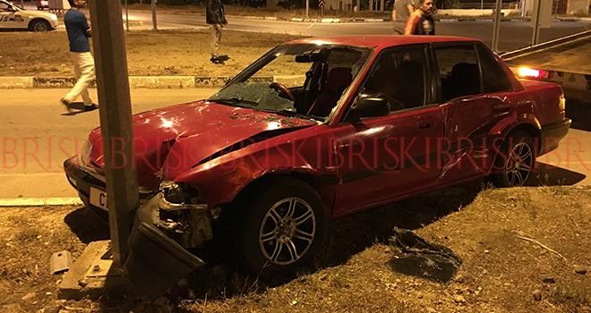 İki kişi yaralandı