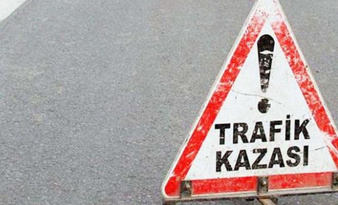 Son 1 haftada 70 trafik kazası: 1 ölü, 14 yaralı