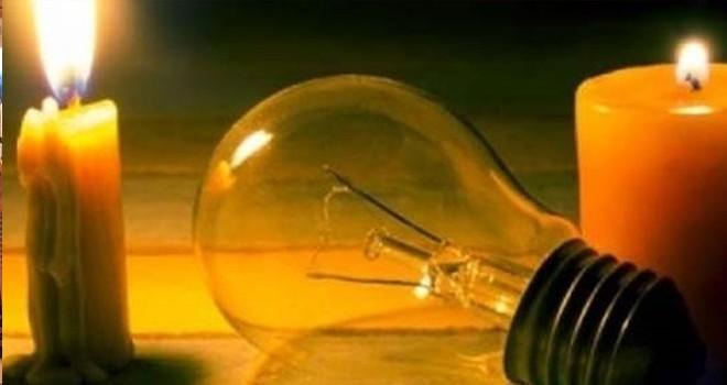 Lefkoşa'da bugün 3 saatlik elektrik kesintisi var