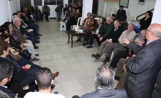 """""""Cenevre Zirvesi başka bir Kıbrıs yaratmak için tarihi bir fırsat"""""""