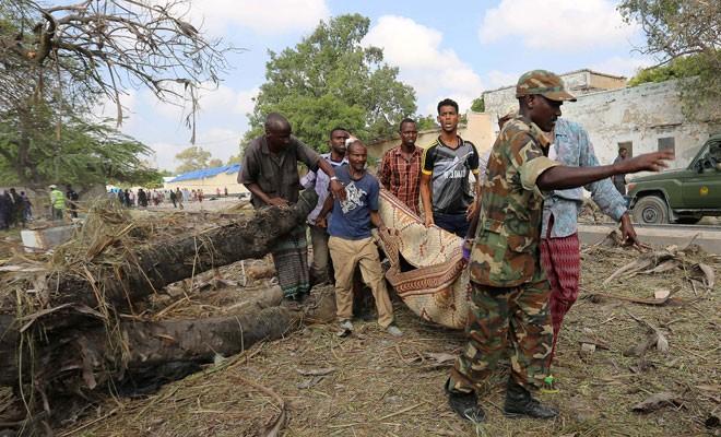 Mogadişu'yu terör vurdu