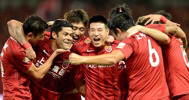 Çin'in şampiyonu Şanghay