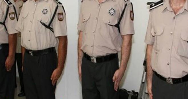 YİM'de dava açan 4  polise, PGM'den rütbe
