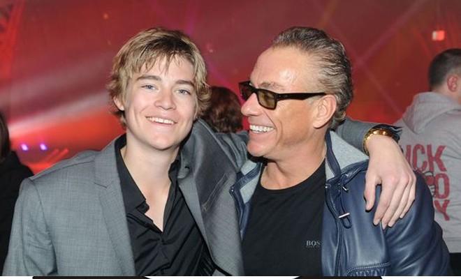 Van Damme'ın oğlu tutuklandı!