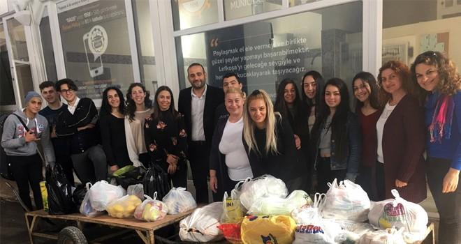 Paylaşım Mutfağı'na Akçay'dan destek