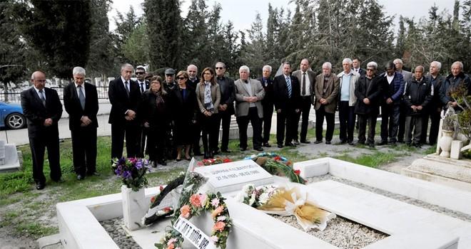 Dr. Burhan Nalbantoğlu anıldı
