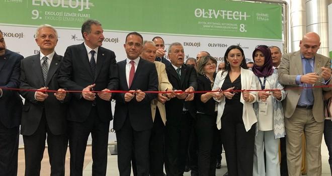 """""""9.Ekoloji İzmir Fuarı""""nda KKTC ilk kez stant açtı"""