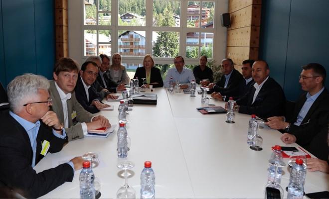 Kıbrıs Konferansı'nda dördüncü gün