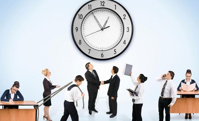 Saatleri değişerek verimlilik elde edilemez