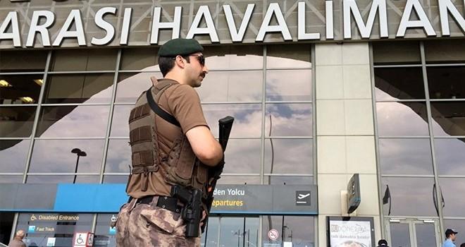 26 rütbeli askerin yakalanması için operasyon başlatıldı