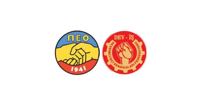 Dev-İş ve PEO'dan iki toplumlu etkinlik