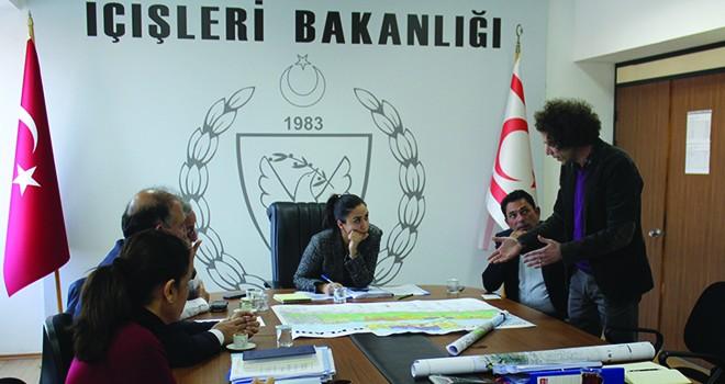 Girne-Çatalköy İmar Planı konulu toplantı gerçekleştirildi