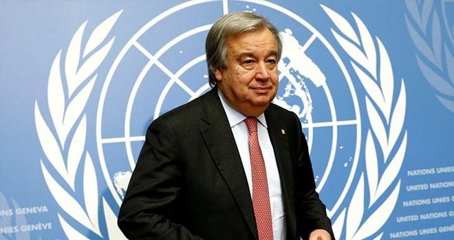 Prodromu, Guterres'in raporunu yorumladı