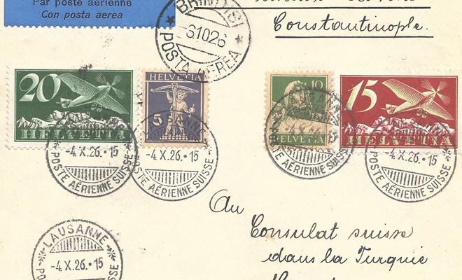 9 Ekim Dünya Postalar Günü nedeniyle özel tarih damgası uygulanacak