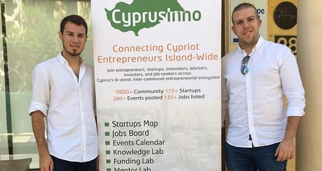 Ara bölgede iki toplumlu girişimciler buluşuyor