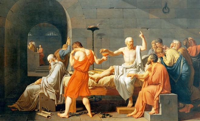 Tarihte bugün: Sokrates ölüm cezasına çarptırıldı