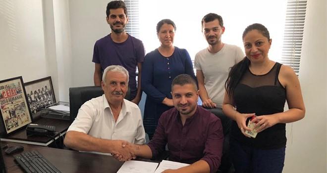 Basın-Sen ile Detay arasında TİS imzalandı