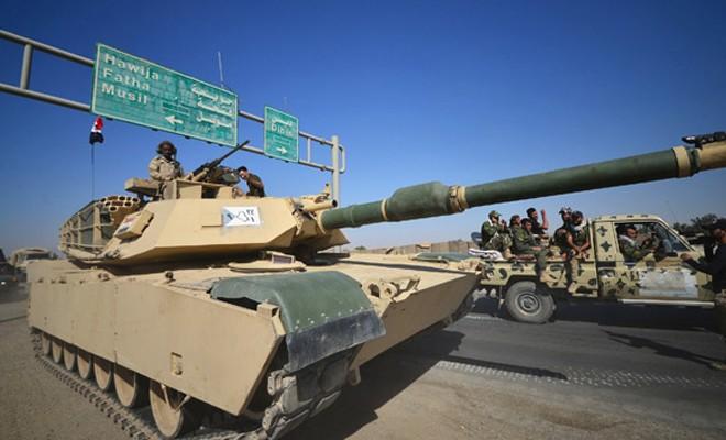 Barzani bir günlük savaşta rezil oldu!