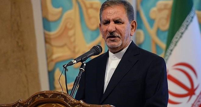 """İran'dan """"ABD'yi üretimle yeneceğiz"""" açıklaması"""
