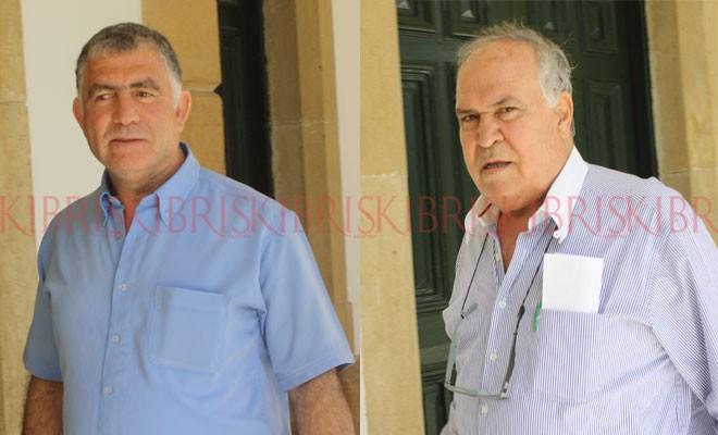 Fındık ve Amcaoğlu gözaltına alındı