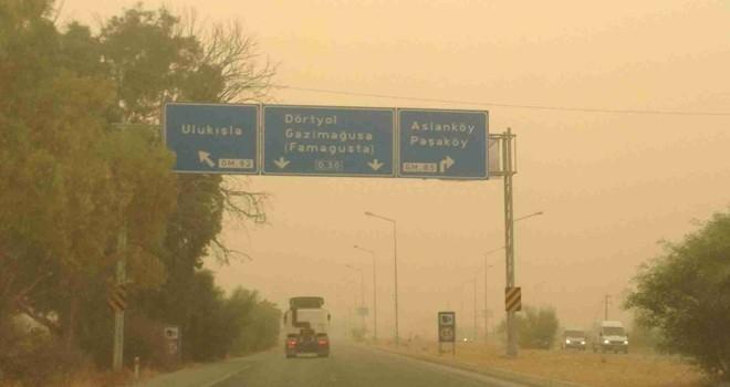 Meteoroloji'den toz uyarısı!
