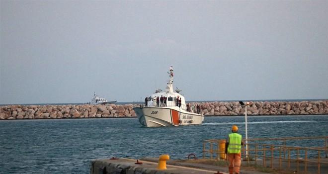 Batan teknede yaşamını yitirenlerin kimlikleri tespit edildi