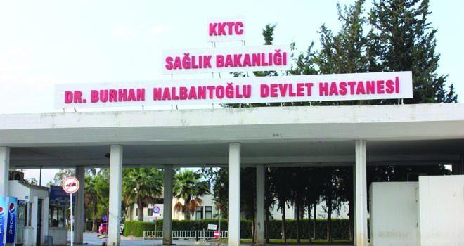 Dr. Burhan Nalbantoğlu Devlet Hastanesi telefon numaraları