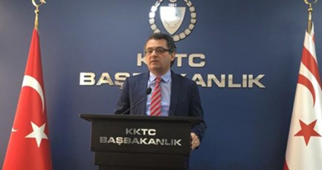 Başbakan Erhürman 15 kalemde hazırlanan projeleri açıkladı