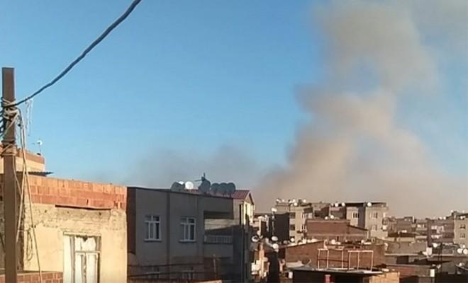 Diyarbakır Bağlar'da patlama: Yaralılar var