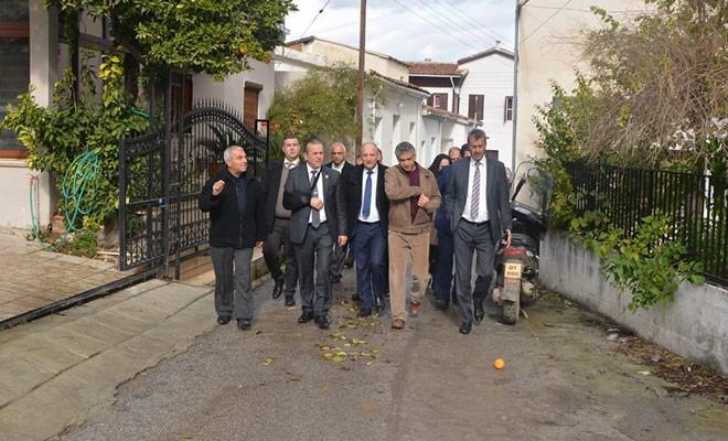 Ataoğlu: Lefke'de müze ve turizm ofisi açılacak