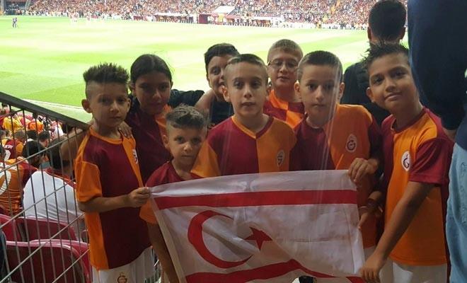 Serkan Şimşek'in gururu